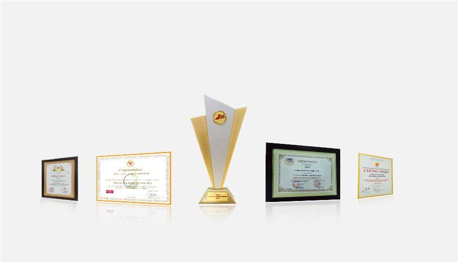 Thành tích, giải thưởng