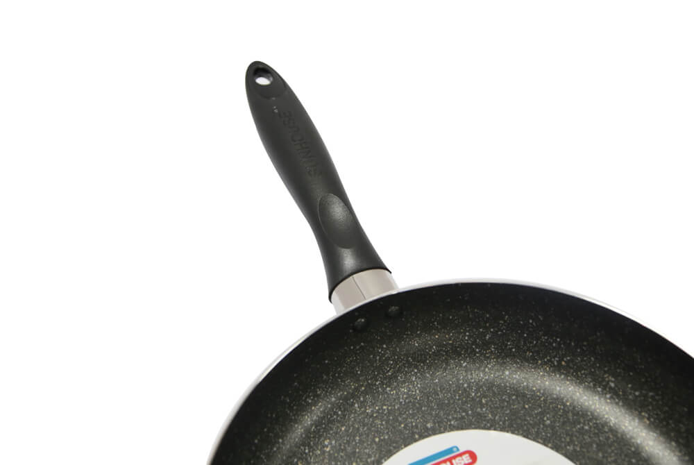 SUNHOUSE INDUCTION MARBLE FRY PAN SHM28D 004