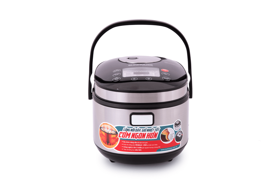 ELECTRONIC RICE COOKER 1.8L SUNHOUSE MAMA SHD8903 003