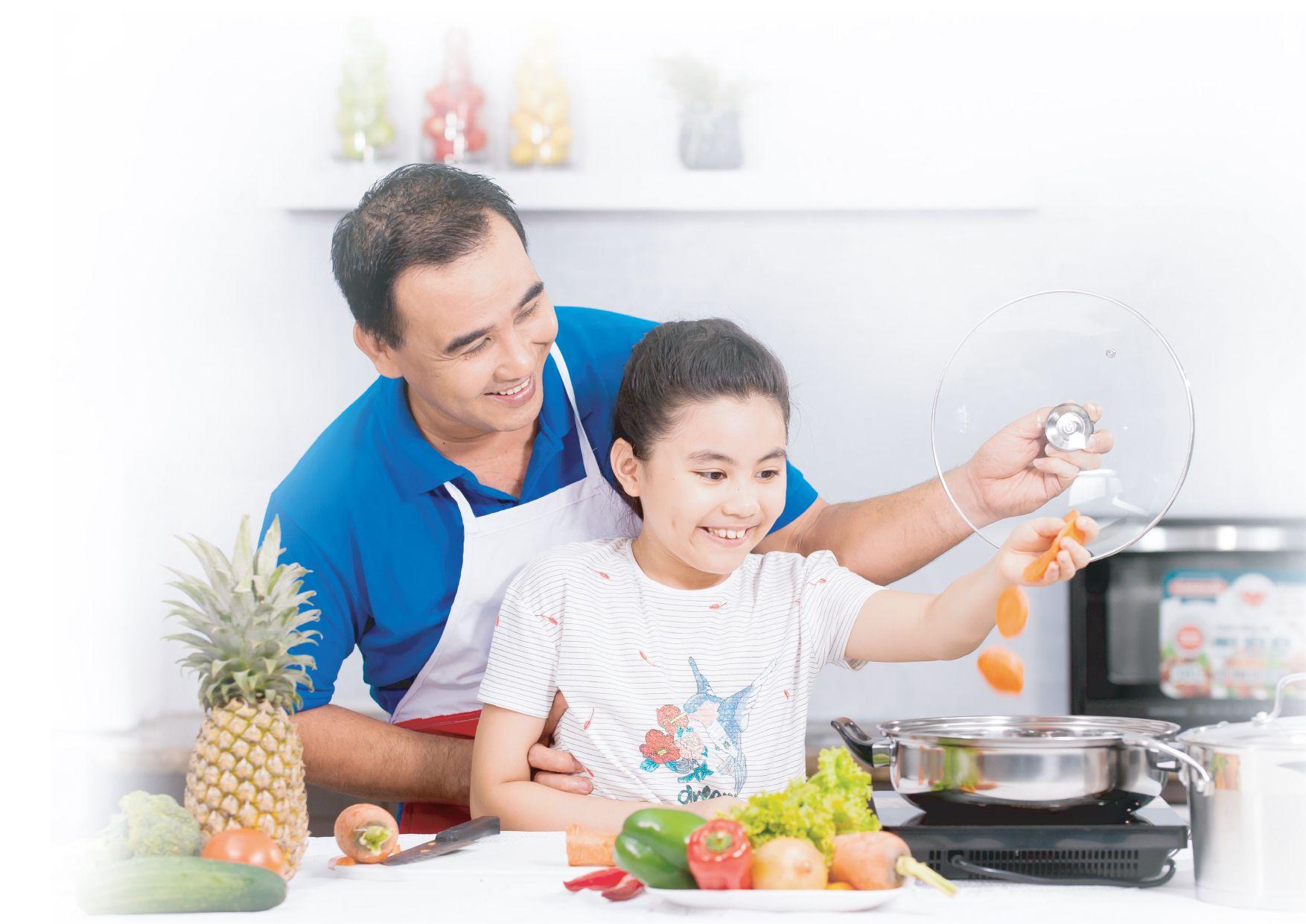 Giới thiệu ngành hàng Thiết bị nhà bếp
