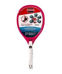 SUNHOUSE mosquito swatter SHE-E250 Pink color