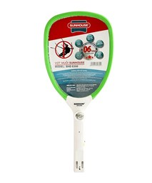 SUNHOUSE mosquito swatter SHE-E350 Green color