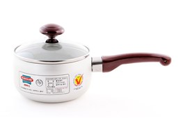 SUNHOUSE anodized saucepan SH99-14M3
