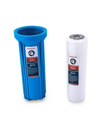 SUNHOUSE 2nd Stage Water Filter SHRLL2