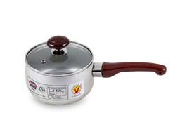 SUNHOUSE anodized saucepan SH99-14M1