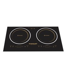 Double infrared cooktop SUNHOUSE SHB9102MT