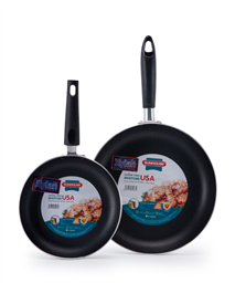 SUNHOUSE fry pan set size 18+24 (Green)