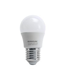 LED BULB with aluminum body SHE-LEDA45AL-A3W (white)