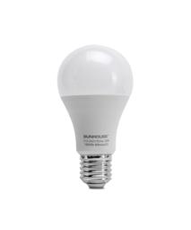 LED BULB with aluminum body SHE-LEDA60AL-A12W (white)