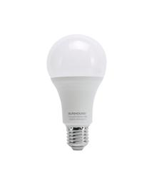 LED BULB with aluminum body SHE-LEDA60AL-A15W (white)