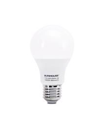 LED BULB with aluminum body SHE-LEDA60AL-A6W (white)