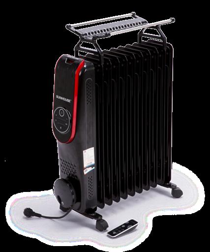 Oil - filled Radiator Heater
